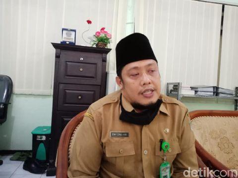 Kasubbag Tata Usaha (TU) Kantor Kemenag Kabupaten Jombang Emy Chulaimi