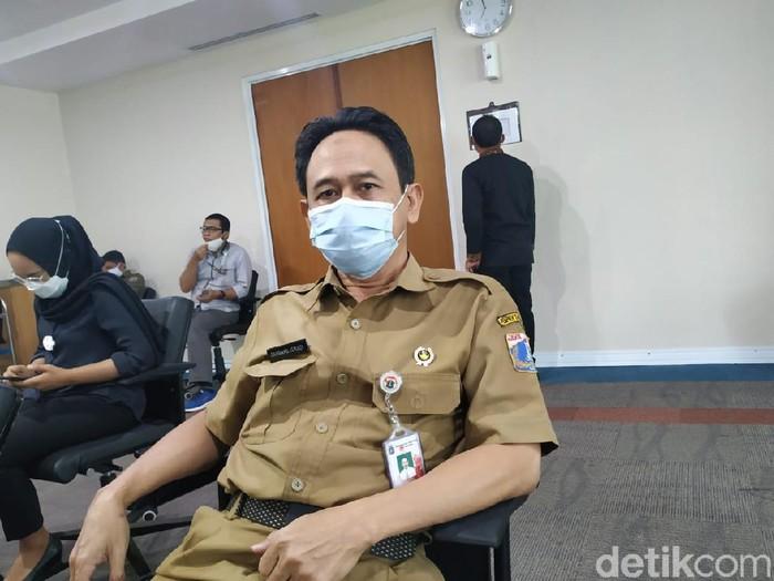 Kepala Bidang Industri Pariwisata Dinas Parekraf DKI Jakarta, Bambang Ismadi,