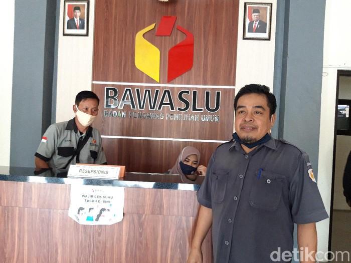 Ketua Bawaslu Boyolali, Taryono, Senin (12/10/2020).