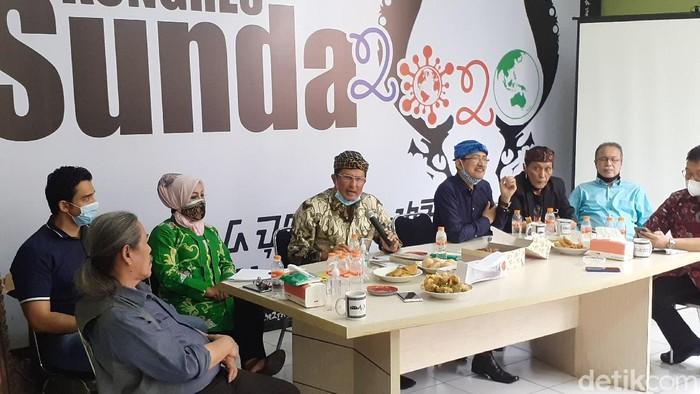 Kongres Sunda mengajukan perubahan nama provinsi Jawa Barat