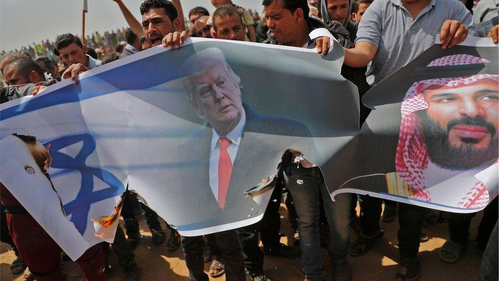 Mulai Kritik Palestina, Apakah Arab Saudi Akan Berdamai dengan Israel?