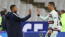 Kylian Mbappe Vs Cristiano Ronaldo Sang Idola