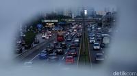 PSBB Transisi Jakarta Diperpanjang, Simak Aturan Berkendaranya