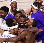 LeBron James Penuhi Janji Bawa Lakers Juara