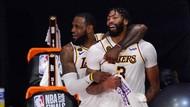 LA Lakers Dulu Kobe-Shaq, Kini LeBron-Davis