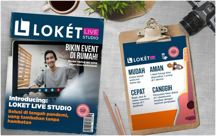 Loket Live Studio