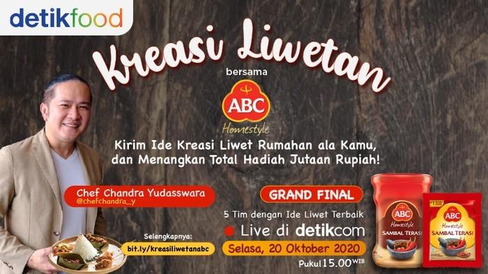 Lomba Kreasi Liwet Homestyle bersama Heinz ABC