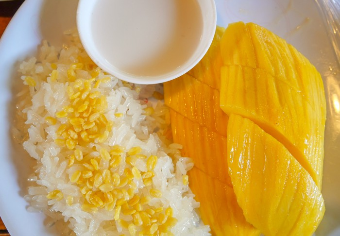 Resep Mango Sticky Rice