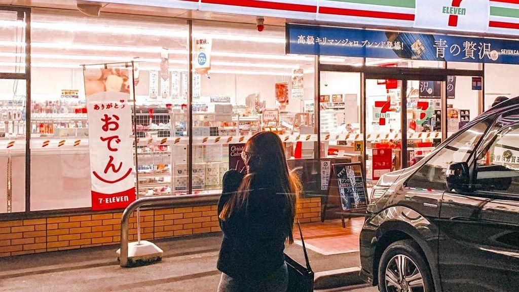 Ini 10 Tampilan Minimarket di Jepang yang Penuh Warna dan Keren