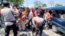 Operasi Yustisi di Jatim Terus Digalakkan Meski Jumlah Pelanggar Lebih 5,5 Juta
