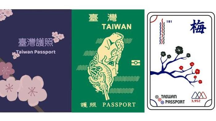 Paspor Taiwan