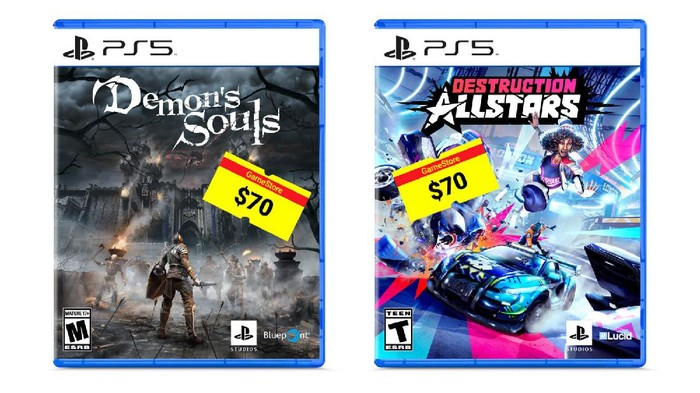 Harga per unit game PS5 dijual rata-rata USD 70 atau Rp 1 jutaan.