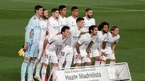Head-to-head Madrid Vs Shakhtar: El Real Selalu Menang