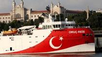 Setelah Sempat Ditarik, Turki Kembali Kirim Kapal ke Perairan Sengketa