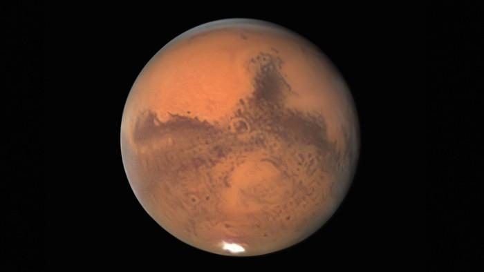 Siklus 26 bulan, Mars kini dalam posisi terdekat dan paling terang dari Bumi
