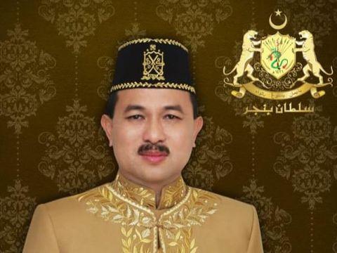 Sultan Banjar H Khairul Saleh Al-Mu'tashim Billah.
