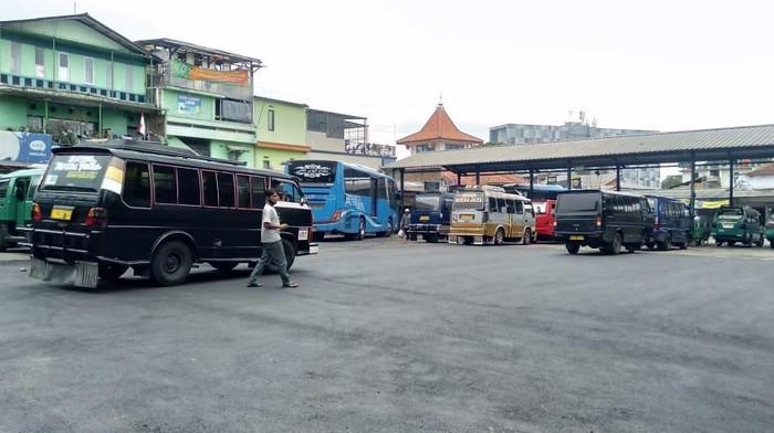 Terminal Ledeng Bandung.