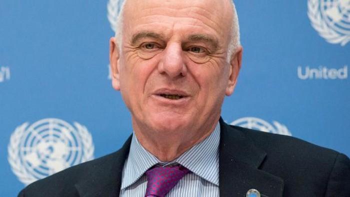 Utusan khusus WHO, David Nabarro (Getty Images)