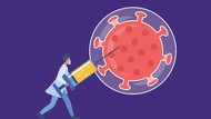 Saham dan Minyak Kompak Melesat Gara-gara Berita Vaksin