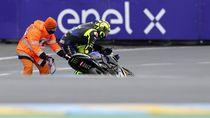 Vinales-Morbidelli Terpuruk di MotoGP Prancis, Rossi Dituduh Jadi Penyebabnya