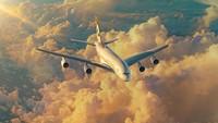 Sejarah! Pesawat Penumpang Etihad Landing di Tel Aviv
