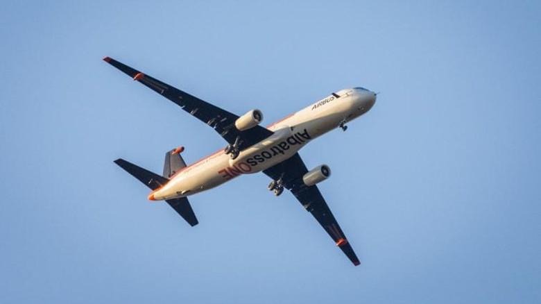 AlbatrossONE dari Airbus