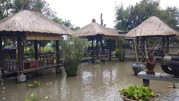Desa Budaya Kertalangu Denpasar cocok nih untuk didatangi para Libra. Situs ini jadi lahan konservasi untuk pendidikan, rekreasi dan pemberdayaan masyarakat. (Lena Ellitan/dtravelers)