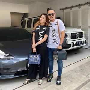 Saat Nagita Slavina Masuk ke Lemari Crazy Rich Malang: Masya Allah!
