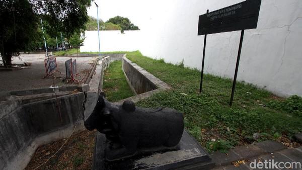 Hanya selepas dari Belanda, Benteng Vastenburg beralih kepemilikan jadi milik Kasunanan Solo hingga diambil alih oleh pengusaha almarhum Robby Sumampow(Agung Mardika/detikTravel)