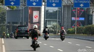 Kualitas Udara Jakarta Tak Sehat di Hari Terakhir PSBB Transisi