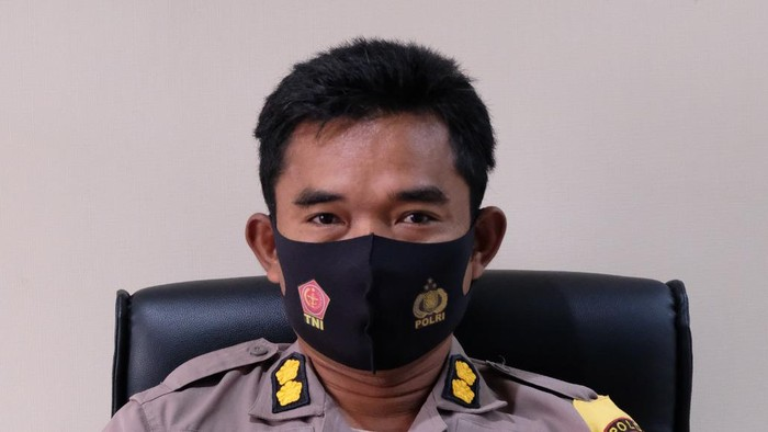 Kabid Humas Polda Maluku Utara AKBP Adip Rojikan.