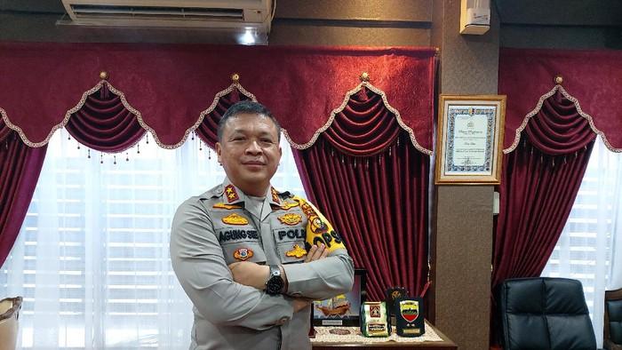 Kapolda Riau, Irjen Agung Setya Imam Effendi (Chaidir-detikcom)