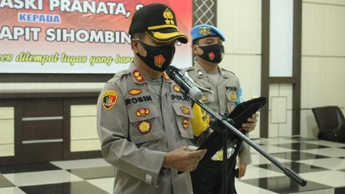 Kapolres Serdang Bedagai, AKBP Robinson (dok. Istimewa)