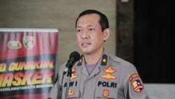 Polri Dalami Pihak yang Diduga Sembunyikan Teroris Upik Lawanga