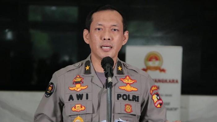 Karopenmas Divis Humas Polri Brigjen Awi Setiyono