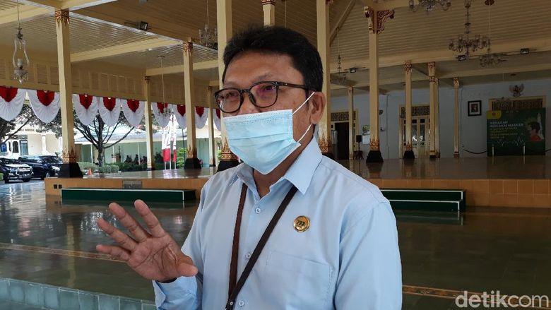 Kepala Dispar DIY, Singgih Rahardjo.