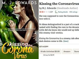 Viral Novel Kekinian 2020, Isinya Tentang Kisah Cinta Manusia Virus Corona