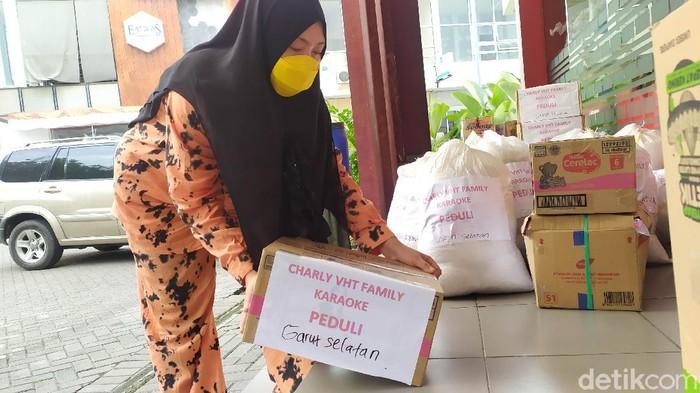 Korban banjir bandang di Garut Selatan butuh bantuan