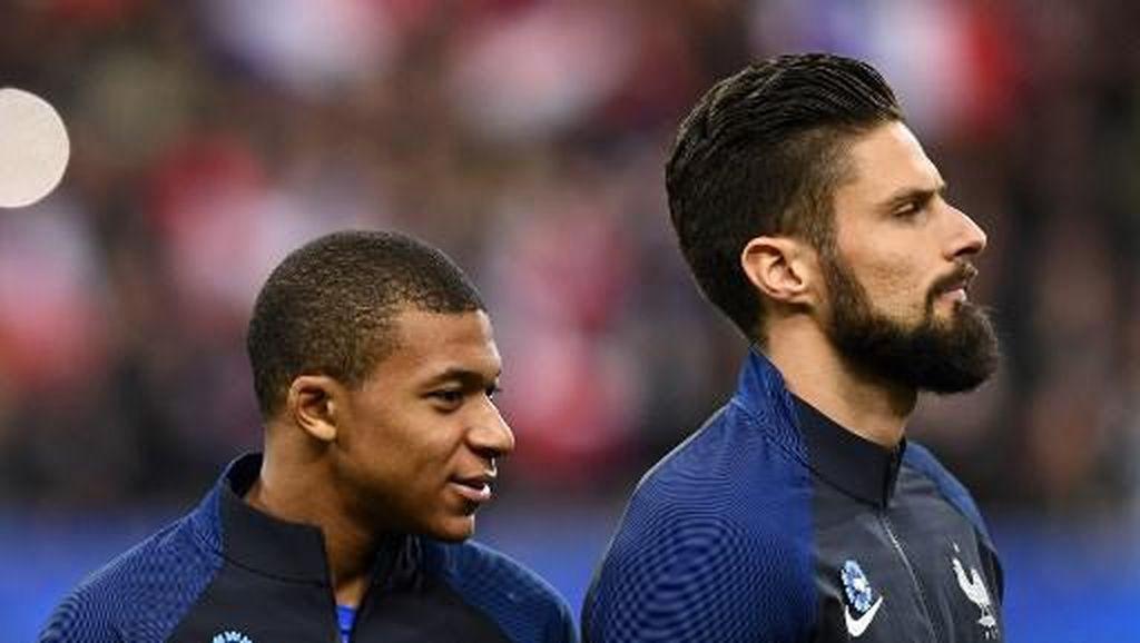 Soal Mbappe dan Giroud, Lloris: Diskusi Biasa Saja, kok