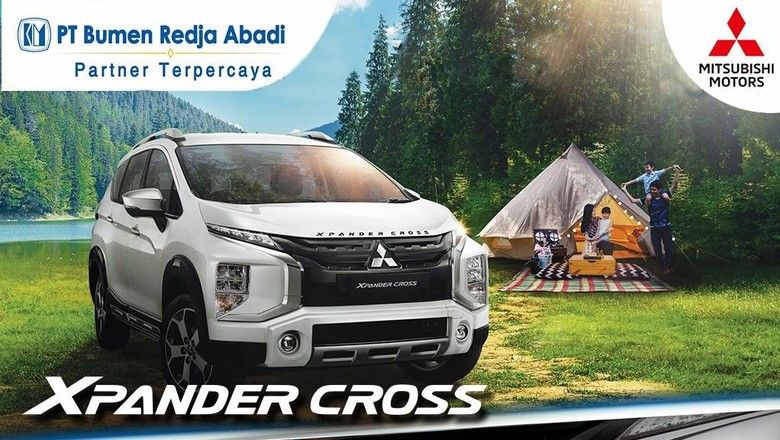 Promo Mitsubishi Xpander Cross Cicilan Bunga 0 Hingga 3 Tahun