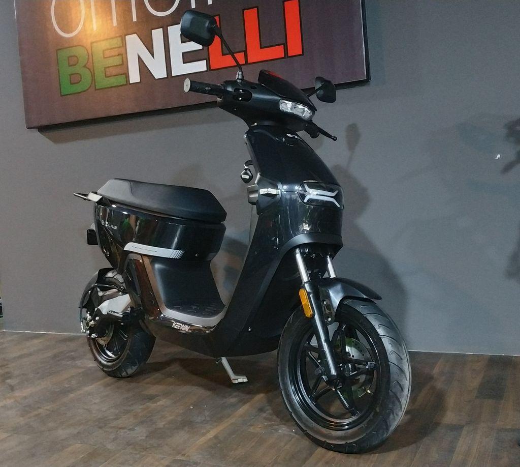 Motor listrik Benelli