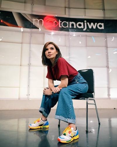 Najwa Shihab raih predikat wanita yang paling dikagumi di Indonesia