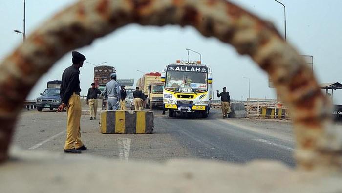 Pelaku utama pemerkosaan ramai-ramai di Pakistan ditangkap (AFP Photo)
