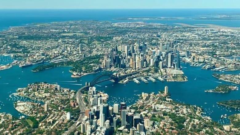 Penerbangan ke antah berantah oleh Qantas