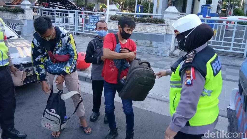 Lokasi Penyekatan Larangan Mudik di Surabaya Ditambah Jadi 13 Titik