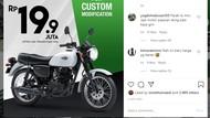 Promo Kawasaki W175 Harga Rp 19 Jutaan Berlaku Sampai Kapan?