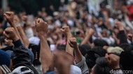 Video Satgas Sebut 123 Demonstran Tolak Omnibus Law Reaktif Corona