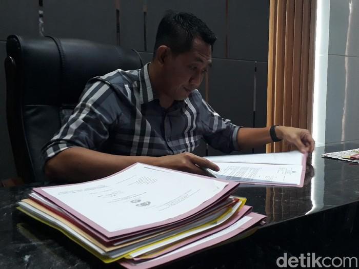 Kasat Reskrim Polres Bojonegoro AKP Iwan Hari Poerwanto