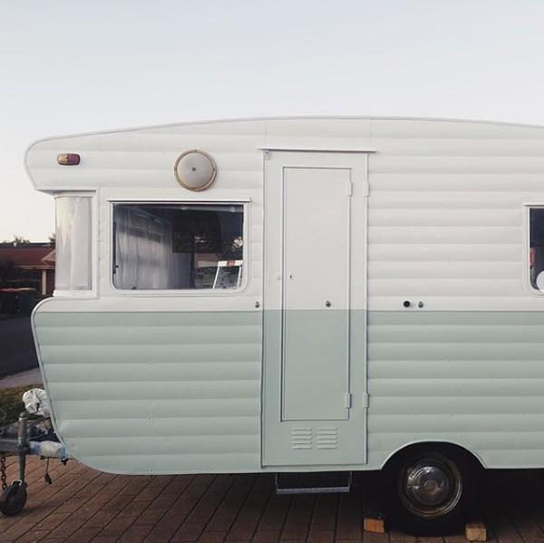 Jika mereka sedang tidak melakukan perjalanan, trailer bisa ditemukan di Central Coast.