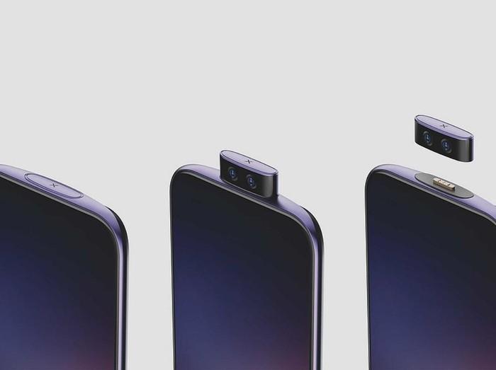 Ponsel konsep Vivo IFEA